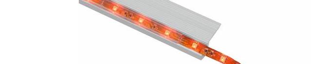 Alumiiniprofiilit ja listat LED-nauhoille