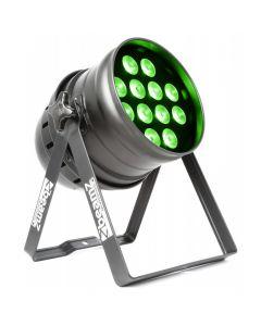 BEAMZ BPP220 PAR 64 12x12W LED IR RGBW