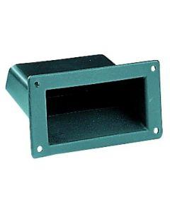 ROADINGER Insert case handle, black plastic