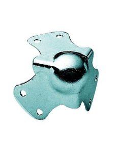 OMNITRONIC Steel ball corner, 3-leg, 39mm, 2