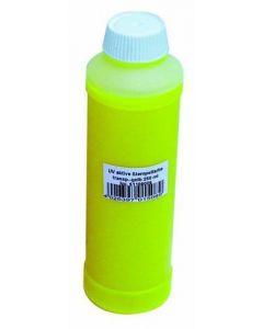 EUROLITE UV-aktiivinen neste 250ml keltainen on