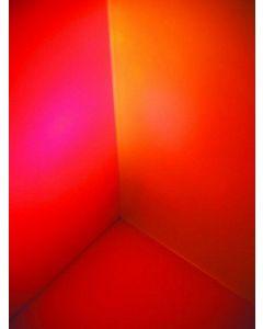 EUROLITE Flood glass Dichro filter, light red