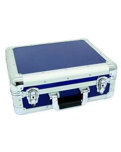 OMNITRONIC CD-levylaukku sininen 90 CD-levylle tai