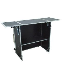 ROADINGER Helposti siirrettävä DJ-pöytä