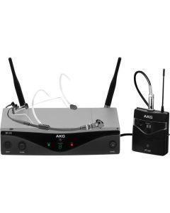 AKG WMS420 Headset langaton mikrofoni järjestelmä C555L mikrofonilla