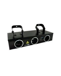 LASERWORLD EL-200RGB Laser max teho 200 mW