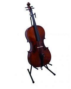 DIMAVERY Teline Sellolle / Kontrabassolle, Stand for double bass and cello