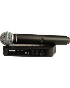 SHURE BLX24E/B58 langaton Vocal 58beta