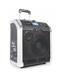 VUOKRAUS POWERDYNAMICS PA-203 Akkukäyttöinen äänisetti SD-USB-Bluetooth