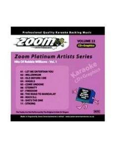 KARAOKE CDG Platinum Artists Robbie Williams Vol1
