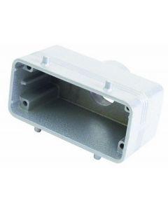 EUROLITE Socket casing for 16-pole, PG 21