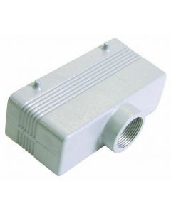 EUROLITE Socket casing for 24-pole, PG 21, straigh