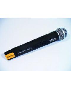 OMNITRONIC Microphon complete for UHF-500 (orange)
