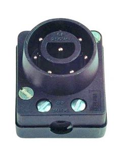 OMNITRONIC Bulgin plug 8-pin PX0551