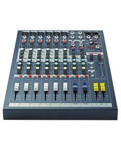 SOUNDCRAFT EPM6 studio, live mikseri 6x mic-line