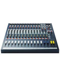 SOUNDCRAFT EPM12 12mic/ line tuloa, 2+ 1