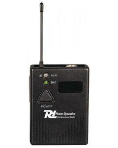 POISTO Powerdynamics Bodypack UHF PDB1 Mini XLR