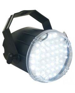 VUOKRAUS - BEAMZ LED strobe valkoisilla 48x 8mm LEDeillä!