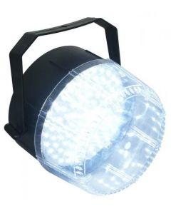 VUOKRAUS - BEAMZ LED strobe ISO valkoisilla 100x 8mm LED