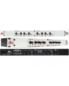 DBX DBX223Xs Stereo-jakosuodin 2-tie ja mono 3-tie
