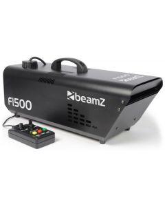 VUOKRAUS - Vuokraa F1500 DMX Fazer savukone ajastimella - Hazer tyylinen usvakone - DMX - 1500W