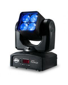 ADJ Inno Pocket Z4 4x10W Quad LED ZOOM 10-60 asetta , muutama saatavilla