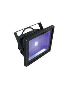 EUROLITE LED IP54 FL-30 UV-valaisin 30W UV COB LED
