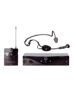 AKG PW45 WMS45 Sport Set langaton mikrofoni