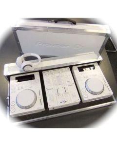 PIONEER PRO-350-FLT Case 5 Star DJ kuljetuslaatikko - DJM-350 - 2x CDJ-350 - Valkoinen