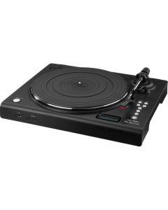 IMG STAGE LINE DJP-106SD Hihnavetoinen levysoitin - USB / SD suoratallennus ilman tietokonetta!