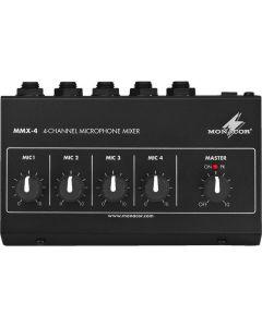 monacor-mmx-4-mikrofonimikseri