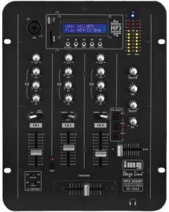 IMG STAGE LINE MPX-30DMP DJ mikseri 3-kanavainen
