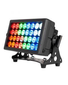 ADJ 32 HEX Panel IP65 LED-palkki 32x 12W RGBWA+UV-värit