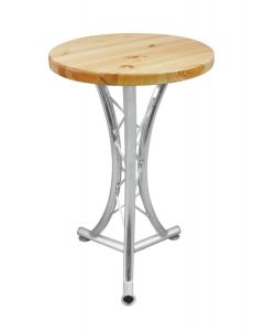 ALUTRUSS Pystypöytä, erittäin tyylikäs, kovaa käyttöä kestävä