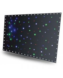 beamz-sparklewall-led96-rgbw-3x2-m-tahtiseina-molton tähtitaivas