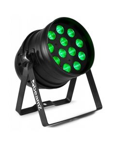 BEAMZ BPP120 PAR-64 LED-valaisin 12x 3W RGB-värit 3in1