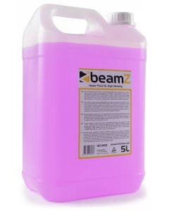 BEAMZ FHF5H water-based Haze Fluid soveltuu fazereille ja hazereille 5L