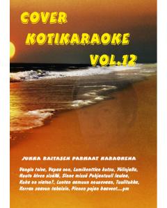 COVER KOTIKARAOKE VOL12 JUKKA RAITANEN PARHAAT DVD