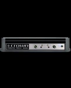 CROWN MA-9000i päätevahvistin  2x 2800W 2ohmia, 2x 3500W 4ohmia