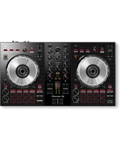 PIONEER DDJ-SB3 DJ-kontrolleri musta