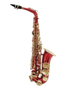 dimavery-sp-30-eb-alttosaksofoni-laukulla punainen