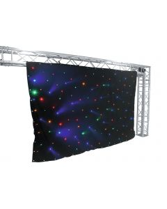eurolite-crt-120-led-efektiverho-3-x-2m tähtitaivas rgby