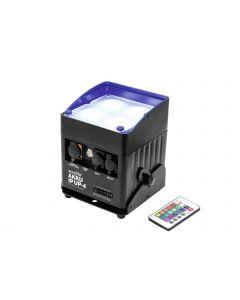 EUROLITE AKKU IP65 UP-4 QCL Valaisin QuickDMX