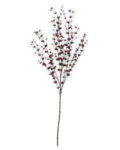 EUROPALMS 110cm Eukalyptusoksa punainen