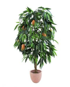 EUROPALMS 165 cm Mangopuu hedelmillä