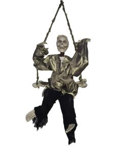 EUROPALMS Halloween hahmo Keinuja 91 cm