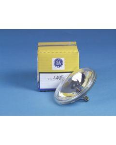 GE 4405 PAR-36 30W 12,8V Halogeenilamppu G53STC 3000K VNSP 100h