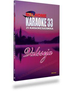 MELHOME Vol 35 KARAOKE DVD Levy Lauluja Naisille osa 2