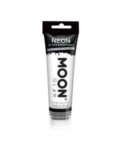 moonglow-valkoinen-uv-neon-kasvo-seka vartalomaali 75ml