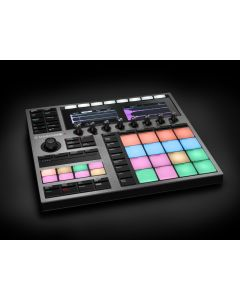 NATIVE INSTRUMENTS Maschine + standalone studio työasema - Sampleri - Groovebox